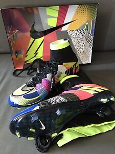 Nike Mercurial Superfly 'What The' US10 Salisbury Brisbane South West Preview