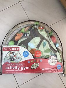 Skip Hop Activity Gym Woonona Wollongong Area Preview