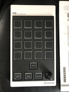 Steinberg CMC PD USB-powered MIDI pad controller