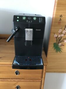 Brand new Saeco minuto fully automatic espresso machine