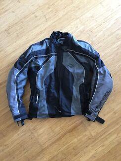 IXON Motorcycle Jacket Size S-M