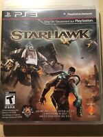 Starhawk Game for PS3.