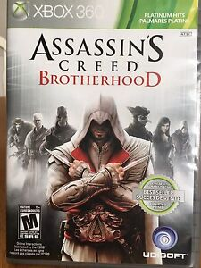 XBOX 360 Assassin's Creed Brotherhood