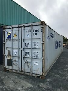 GREAT CONDITION!! Storage Containers. Shipping Containers.