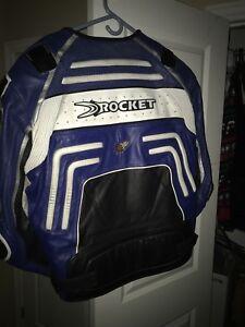 Joe rocket motorcycle jacket !! ( size 48 )