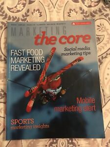 Textbook: Marketing (the core)
