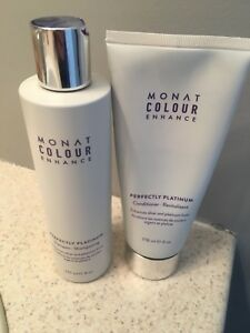 Monat perfectly platinum *OPEN/USED