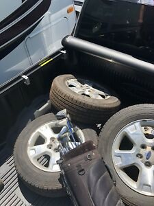 4 Goodyear Summer Tires