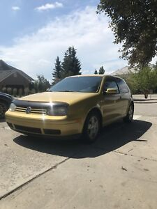 1999 volkswagen gti sunroof heated seats mint runs perfect