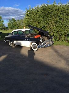 1951 buick special fire ball straight 8