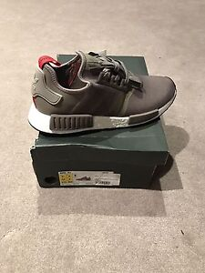 Adidas NMD Tech Earth US9.5 Southbank Melbourne City Preview