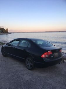 2006 Honda Civic new MVI