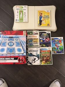 Mario Galaxy 1 & 2 for Wii + More