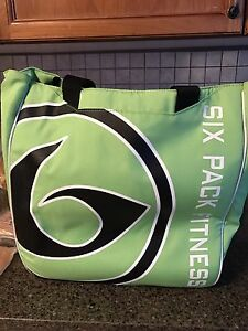 Six Pack Fitness Tote