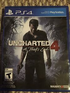 PS4 Uncharted 4 : A Thief's End