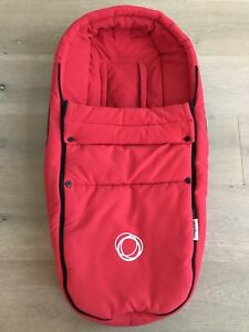 Bugaboo Bee  Stroller Baby Cocoon - Red
