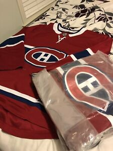 BRAND NEW LEGIT MONTREAL CANADIANS FANATICS JERSEY FOR SALE!!