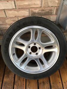 1998 Mustang GT OEM  Wheels