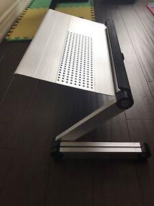 Furinno laptop stand-LNIB
