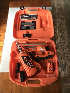 Paslode framing gun brand new condition