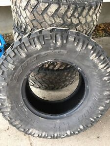 Nitto Trail Grapplers Mud Tires