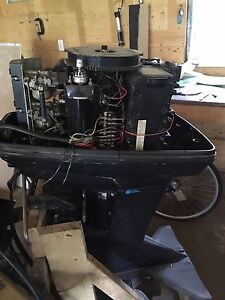 85 hp outboard