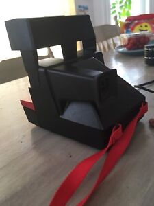 Polaroid 600 Instant Camera Retro