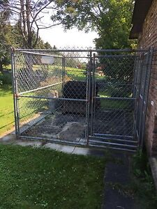 Dog Kennel - 8' x 10' x 6'