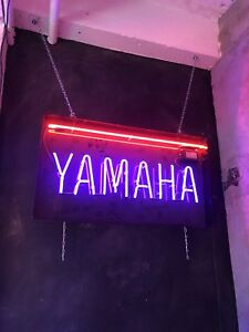 YAMAHA -  Large Neon Sign