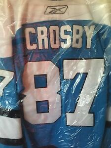 Crosby Stanley cup jersey