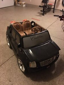 Kids electric Escalade (not working)