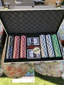 brand new poker set