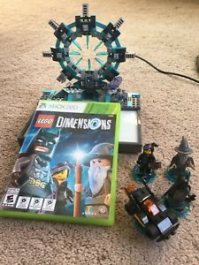 LEGO Dimensions for PS3 with extra figures!