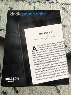 Brand New Kindle Paperwhite 3G (ad free)