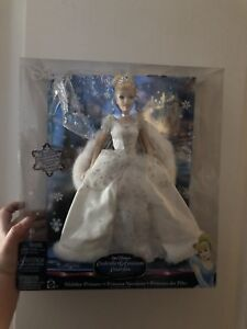 2005 Cinderella holiday Barbie