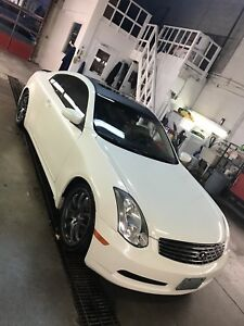 Infinity G35 coupe m6