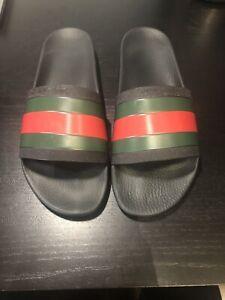 b7996788c Authentic Gucci Slides Sandals SIZE 12US