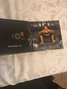 FITNESS DVDs INSANITY