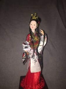 RARE Four Beauties Hand Made Doll Collectors Item