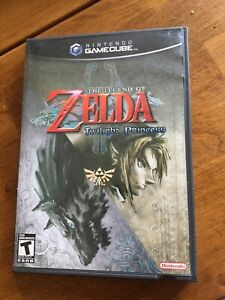 Nintendo GameCube Zelda twilight princess