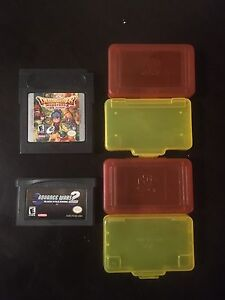 Gba / GBC and cases