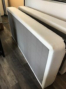 King Sized Bed box springs x2 ($150 for pair)