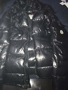 Moncler maya size 4 for sale