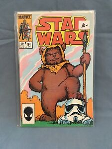 Star Wars comics book RARE !!