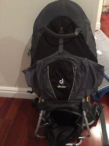 Baby Deuter Hiking Backpack Turramurra Ku-ring-gai Area Preview
