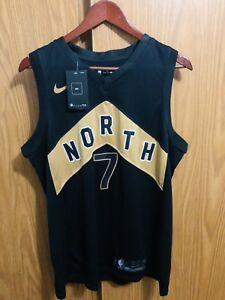 finest selection 1f46c ec510 free shipping kyle lowry black and gold jersey 7ecb5 e9e84