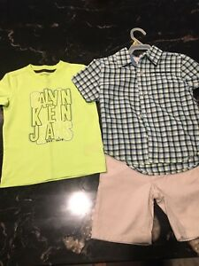 Boys Short Outfit for Sale