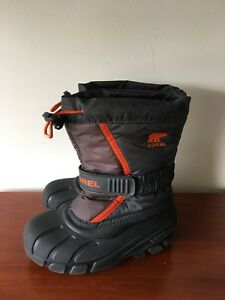 Sorel winter boots size 12T