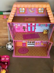 Lalaloopsy Doll House And Dolls/furniture