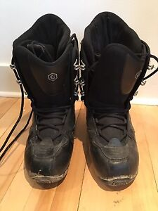Snowboard boots -size 12